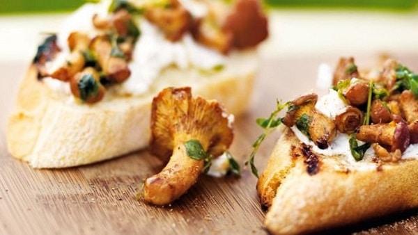 Как приготовить грибы