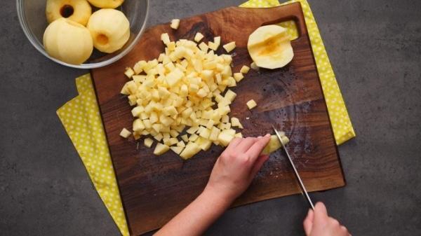 Штрудель с яблоками Идеи рецептов