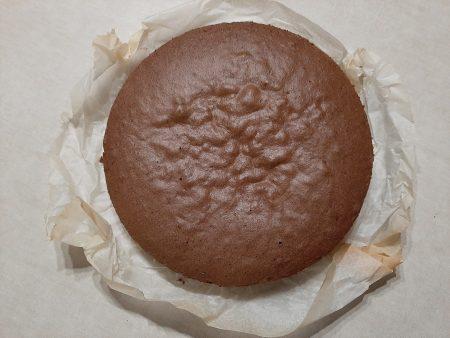 Шоколадный бисквит для торта в духовке: пышный и простой