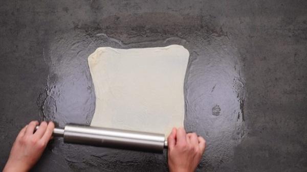 Штрудель с тыквой из слоеного теста: самый вкусный рецепт