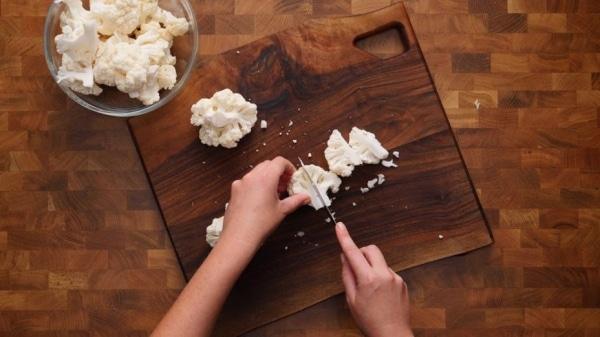 Салат из цветной капусты с майонезом и чесноком Идеи рецептов