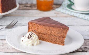 Торт Захер классический рецепт